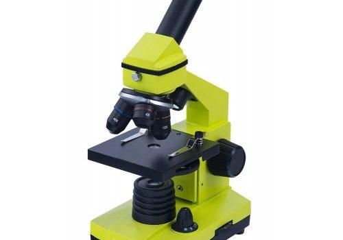 Levenhuk 2L NG Açık Yeşil Mikroskop