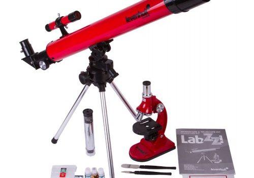 Levenhuk LabZZ MT2 Mikroskop & Teleskop Seti